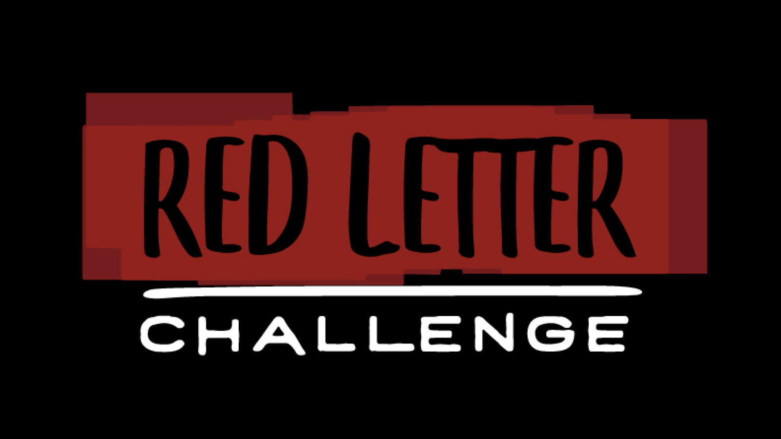 Red Letter Challenge