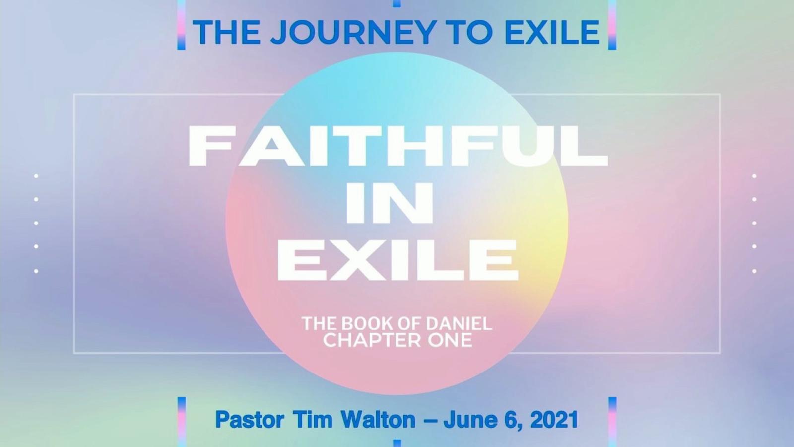 Faithful in Exile